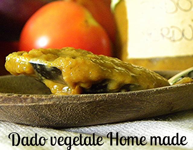 fare in casa: dado vegetale in barattolo