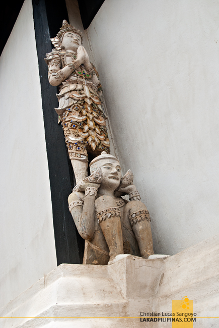 Wat Buak Krok Luang in Chiang Mai