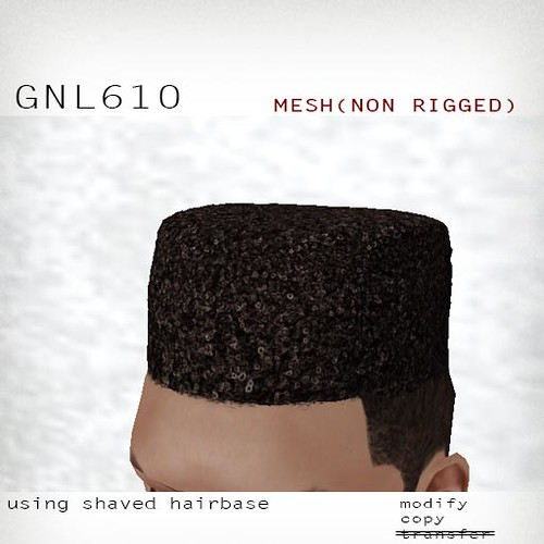 booN GNL610 hair