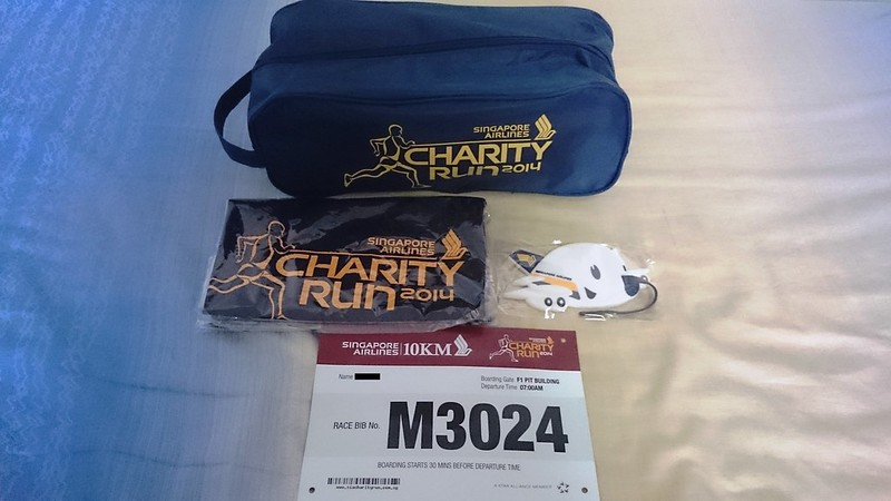Singapore Airlines Charity Run 2014 - SQTalk