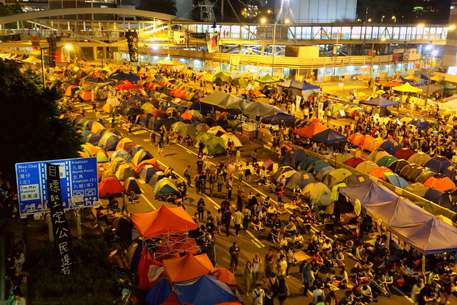 201410 HK Umbrella Movement (2)