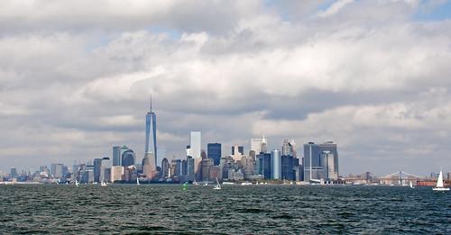Sea Level Manhattan