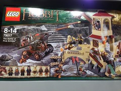 "LEGO Herr der Ringe 79017 ""Battle of the 5 Armies"""