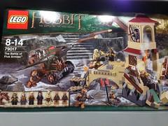 "LEGO Herr der Ringe 79017 ""Battle of the 5 Armies"""