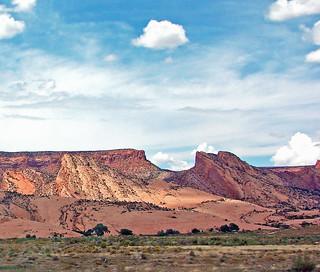 Navajo Nation, Hwy160 W, AZ 9-11
