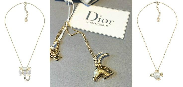 Collage Dior Capricorn