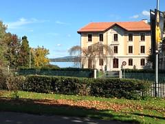 Lac Leman in Geneva