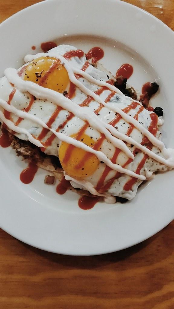 Breakfast at Blue Surf Cafe | Wilmington, North Carolina | Review via PasstheSushi.com