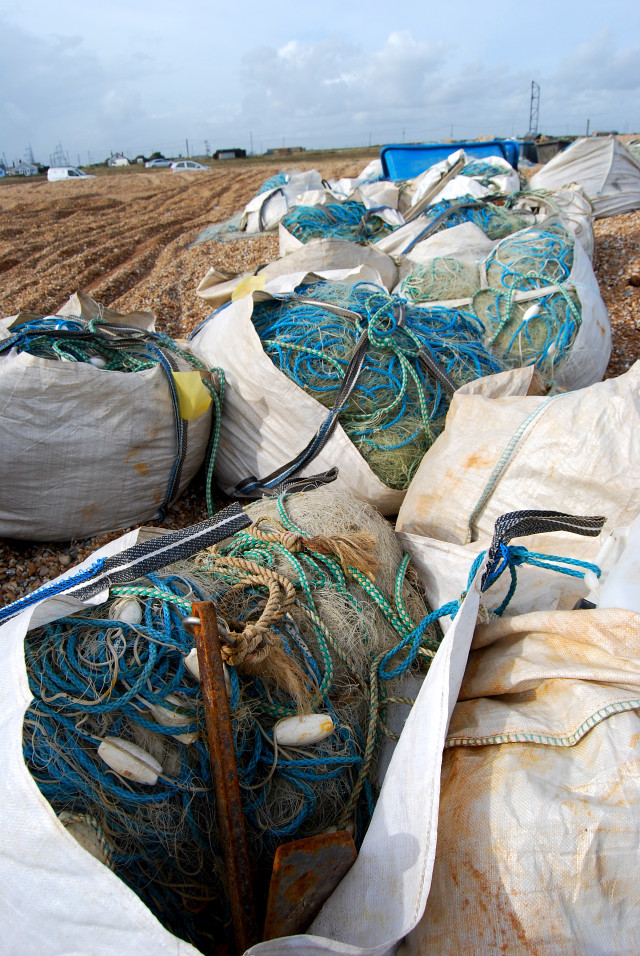 Dungeness Fishing Nets