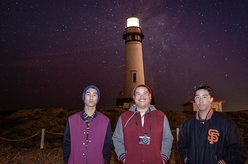 Stargazing At The Lightouse