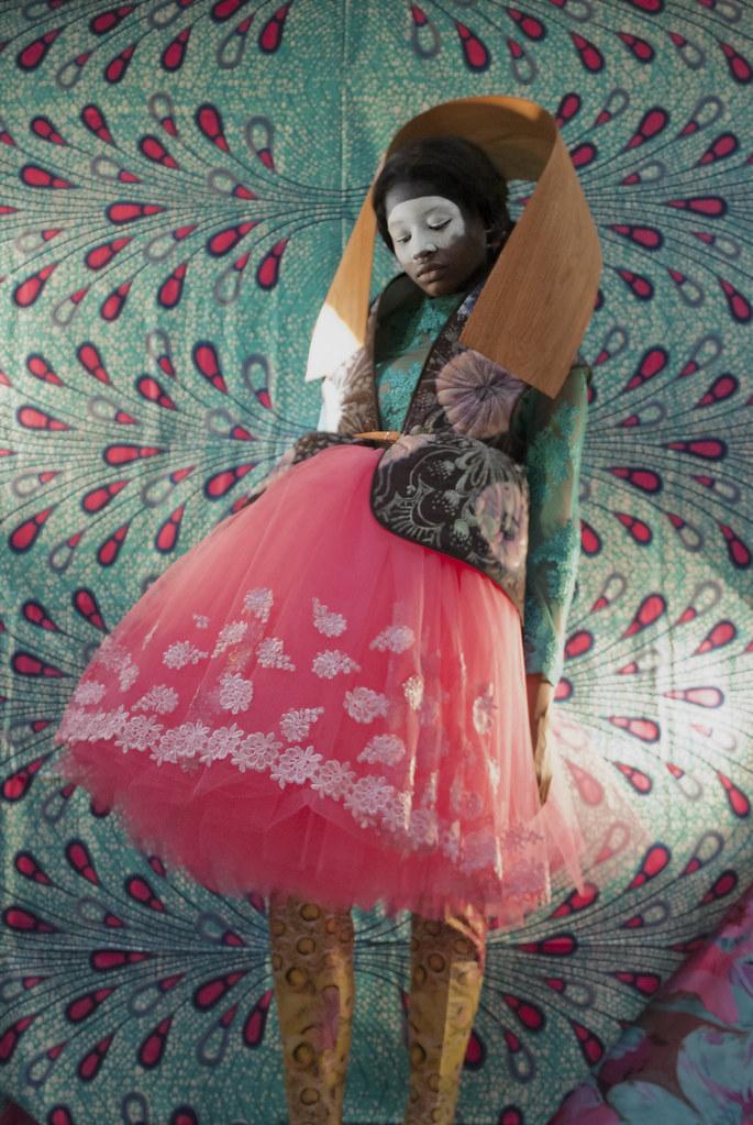 Christa van der Meer, photo: Lisandro Suriel, model: Niki Ayinla