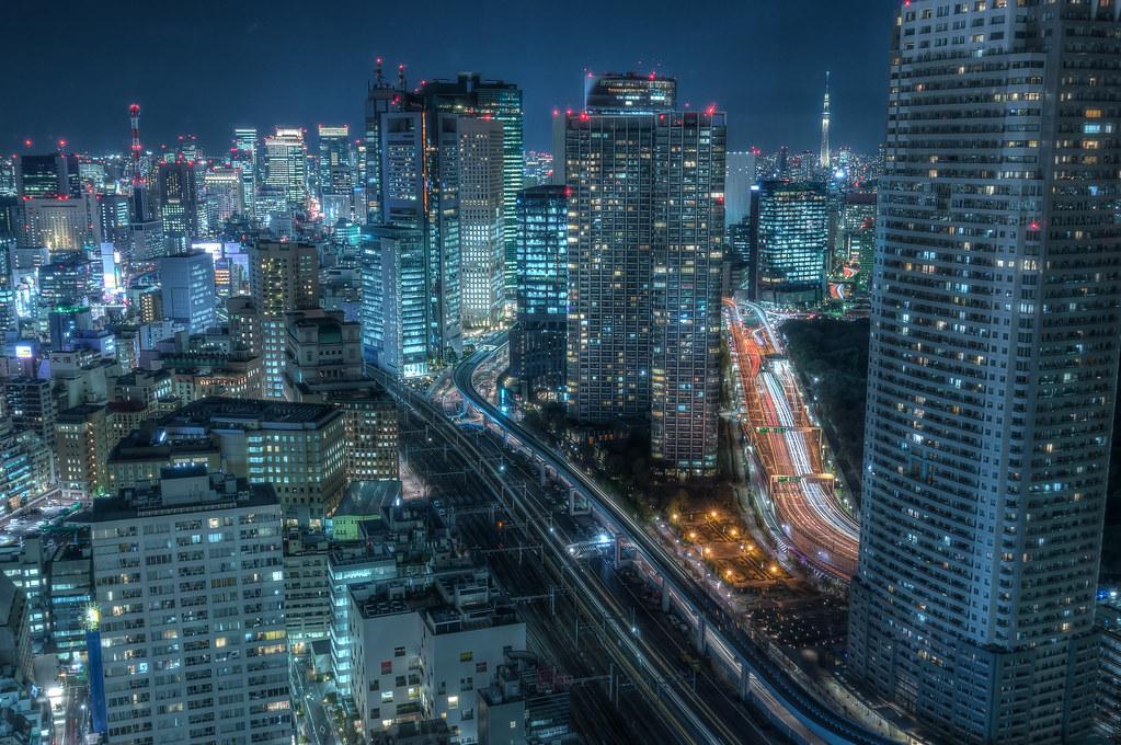 世界貿易センタービル~近未来~