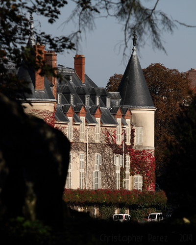 Indian Summer ~ Rambouillet