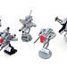 PhLUG starfighters by Nannan Z.