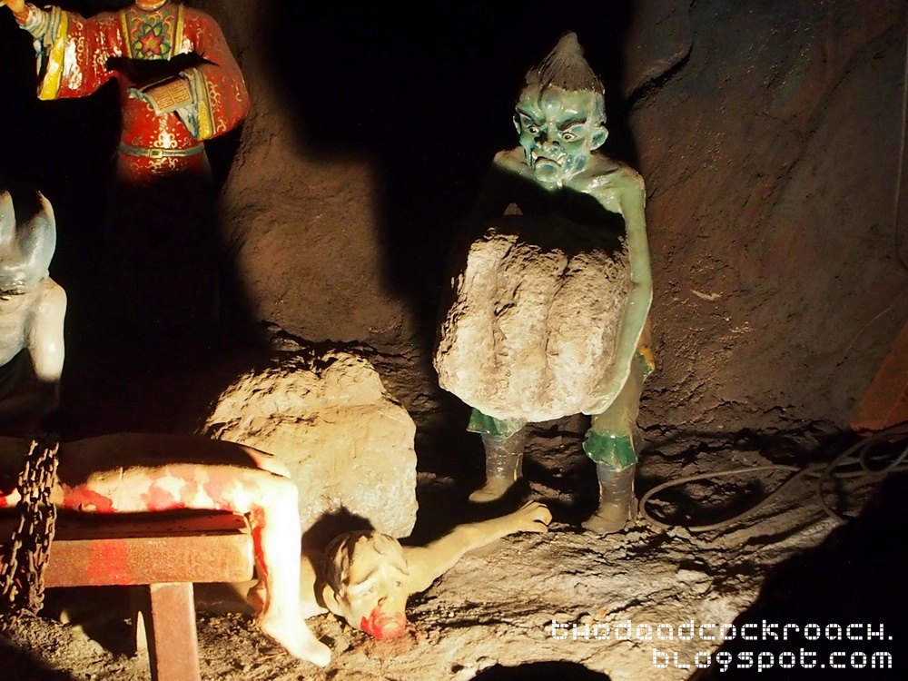aw boon haw, aw boon par, chinese values, folklore, haw par villa, mythology, sculptures, statues, ten courts of hell, tiger balm, tiger balm garden, 虎豹别墅, singapore, where to go in singapore,ninth court of hell,yama,king pingdeng