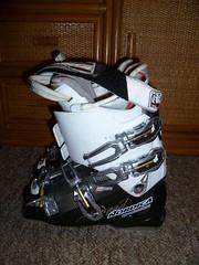 Prodám lyžařské boty Nordica velikost 250-255 - titulní fotka