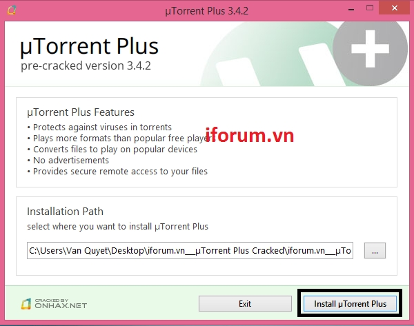 скачать torrent plus crack