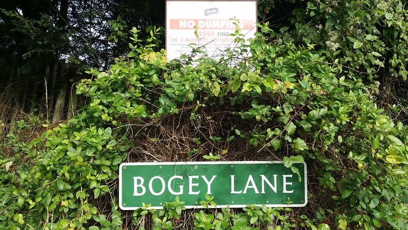 Bogey Lane #LondonLOOP #sh