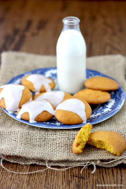 cookies alla zucca
