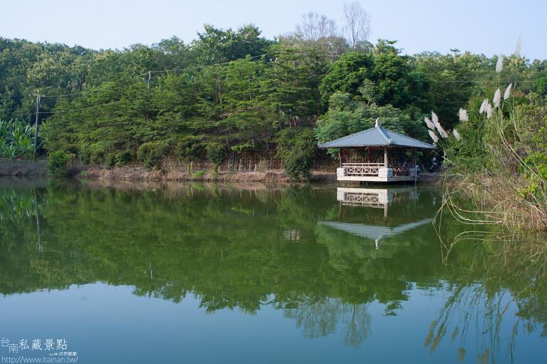 台南私藏景點-南化大貢山連心湖 (12)