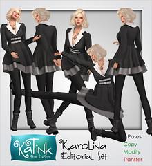 KaTink - Karolina Editorial Set