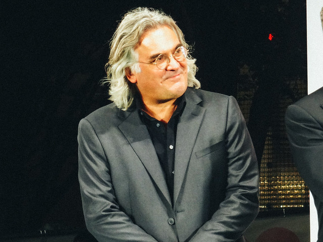 Photo:26th Tokyo International Film Festival: Paul Greengrass from Captain Phillips By Dick Thomas Johnson