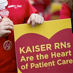 Nurses strike is part of larger labor push