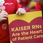 Nurses strike is part of larger labor push