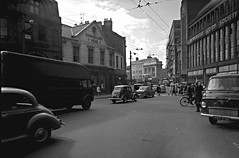 Newcastle Co-operative building, Newgate Street, 1961