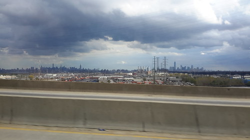 Steering a wide berth around NYC