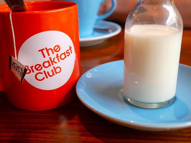 Weekend Brunch The Breakfast Club London Bridge