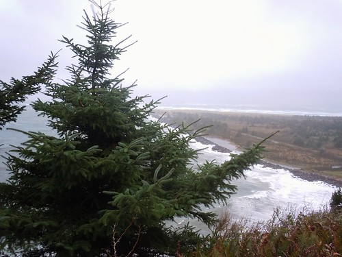 Stormy Cape Disappointment