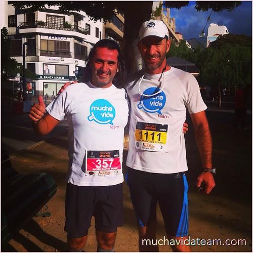 I Maraton Santa Cruz de Tenerife... #maratoninternacionalsantacruzdetenerife #tenerife #santacruzdetenerife #muchavidateam #Muchavida #running #run #love #paradise #team #teneriffa #canaryislands #canarias