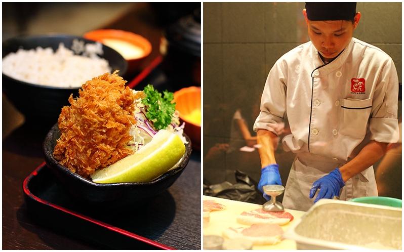 tonkatsu Tenderizing-Pork