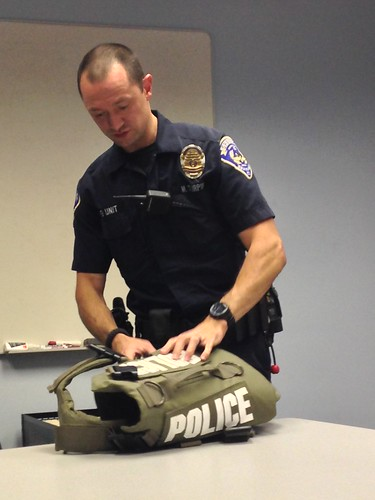 Speedway Citizens Academy Continuing Ed: K-9