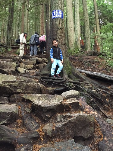 Scott's first Grouse Grind