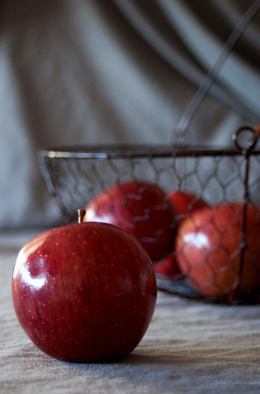 galletas avena y manzana