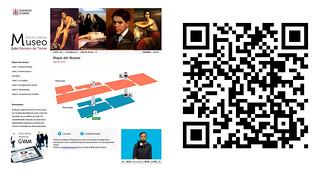 Visita virtual accesible al Museo Julio Romero de Torres.
