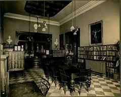 Haverhill Public Library Circulation Room