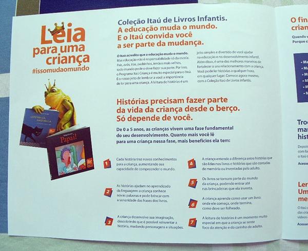 Leia para uma criança 1