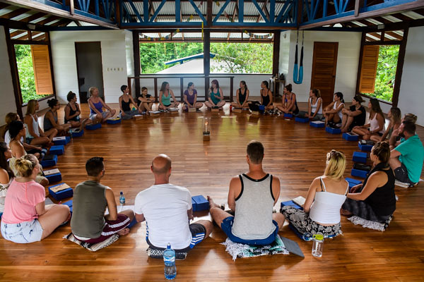 Yoga Teacher Training in Costa Rica One Month Immersion Group