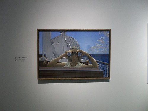 "Alex Colville, ""To Prince Edward Island"" (1963)"