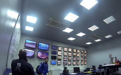MPSE control room
