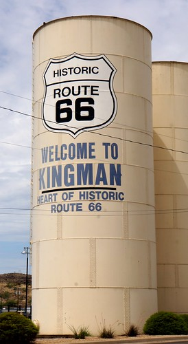 Welcome to Kingman, Arizona