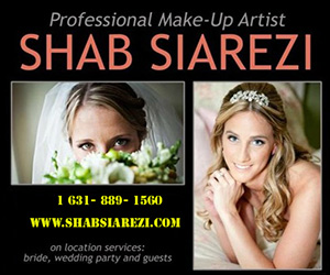 Professional Makeup Artist shab siarezi in New York