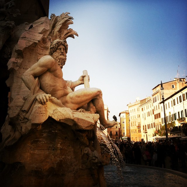 Magnificent Bernini .. Rome