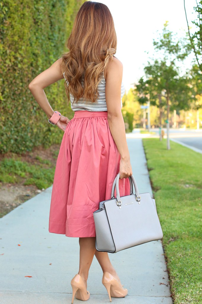 darling midi skirt
