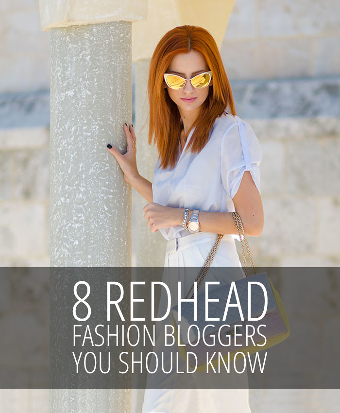 8 RedHead Fashion Bloggers You Should Know