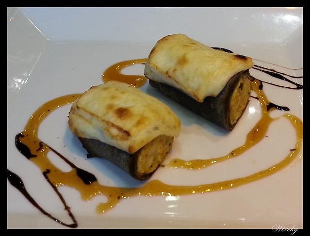 Andorra a taula en restaurante Don Denis