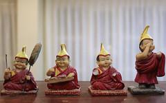 Monk dolls